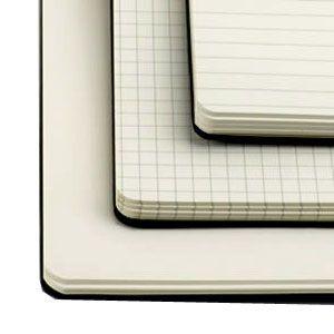 ノート 横罫 モレスキン クラシックノートブック リポーター Large ルールド 横罫 ソフトカバー ブラック No. 408955|nomado1230|05