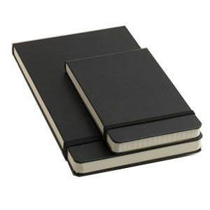 ノート 無地 モレスキン クラシックノートブック リポーター Large プレーン 無地 ソフトカバー ブラック No. 408993 nomado1230 04
