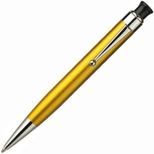 高級 ボールペン 名入れ モンテベルデ ワンタッチ(ONE TOUCH) ボールペン (サンフラワーゴールド) No. 1919326|nomado1230