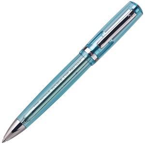 高級 ボールペン 名入れ モンテベルデ アーティスタ クリスタル ボールペン (ターコイズ) No. 1919711|nomado1230