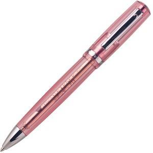 高級 ボールペン 名入れ モンテベルデ アーティスタ クリスタル ボールペン (ピンク) No. 1919715|nomado1230