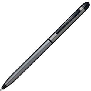 高級 ボールペン 名入れ モンテベルデ ポキートXL スタイラス コレクション ボールペン (グラファイト) POQUITO-GT|nomado1230