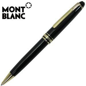 高級 ボールペン 名入れ モンブラン モンブラン純正包装紙にてラッピング可能 マイスターシュテュック クラシック ボールペン クロ 164 MB10883 10883|nomado1230