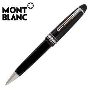 高級 ボールペン 名入れ モンブラン モンブラン純正包装紙にてラッピング可能 マイスターシュテュック プラチナ ボールペン クロ P161 MB7569 7569|nomado1230