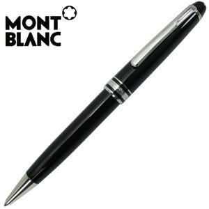 高級 ボールペン 名入れ モンブラン モンブラン純正包装紙にてラッピング可能 マイスターシュテュック プラチナ クロ ボールペン P164 MB2866 2866|nomado1230