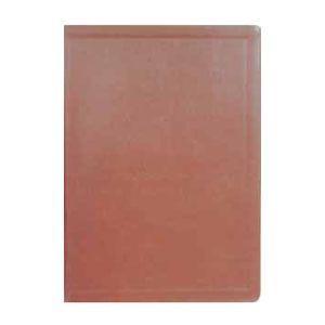 ライフ A5 サニーゴールドノート 8ミリ横罫本文120枚表紙は合皮 上製本ノート N322|nomado1230