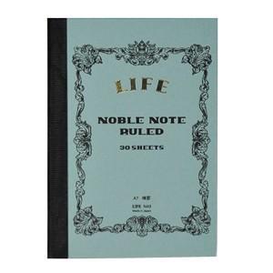 ノート ライフ ノーブル ミニサイズ 横掛 ノート 10冊セット N49 nomado1230