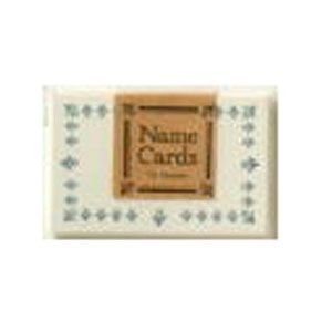 カード ライフ クワデヌフ 名刺カード 10冊セット 柄A WA59A|nomado1230