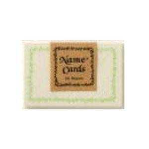 カード ライフ クワデヌフ 名刺カード 10冊セット 柄B WA59B|nomado1230