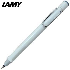 シャーペン 高級 名入れ ラミー サファリ ペンシル ホワイト L119WT nomado1230