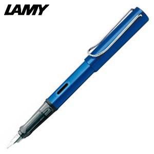 万年筆 名入れ ラミー アルスター 万年筆 オーシャンブルー L28|nomado1230