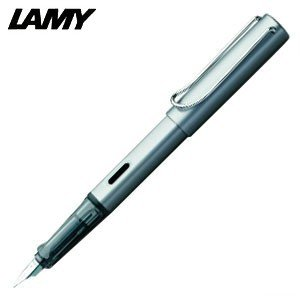 万年筆 名入れ ラミー アルスター 万年筆 グラファイト L26|nomado1230