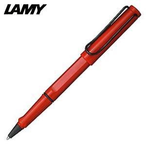 ローラーボール 名入れ ラミー サファリ ローラーボール レッド L316 nomado1230