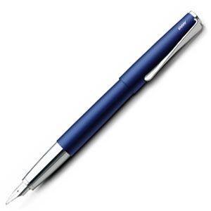 ラミー ステュディオ 万年筆 ブルー L67BLUE|nomado1230