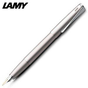 万年筆 名入れ ラミー ステュディオ 万年筆 パラジュームコート L68|nomado1230