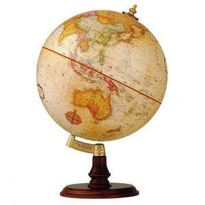 地球儀 インテリア リプルーグル クラシック 球径30センチ クランブルック型 インテリア地球儀 日本語版 No. 31470 nomado1230