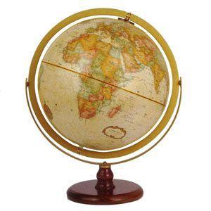 地球儀 インテリア リプルーグル クラシック 球径30センチ ラ・グレンジ型 インテリア地球儀 日本語版 No. 31874 nomado1230