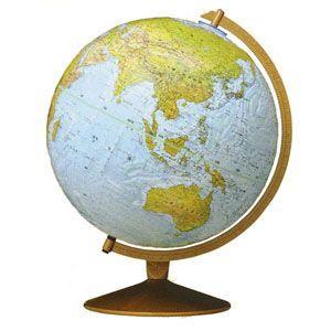 地球儀 インテリア リプルーグル オーシャン 球径30センチ マリナー型 インテリア地球儀 日本語版 No. 33570 nomado1230