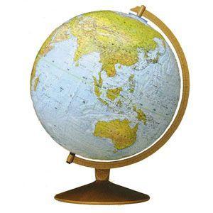 地球儀 インテリア リプルーグル オーシャン 球径30センチ マリナー型 インテリア地球儀 英語版 No. 33500 nomado1230
