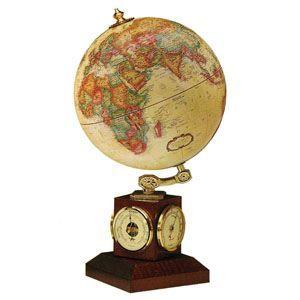 地球儀 インテリア リプルーグル クラシック 球径23センチ 英語版 ウェザー・ウォッチ型 インテリア地球儀 No. 51403 nomado1230