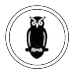 シーリングワックス ルビナート シンボルシール 真鍮製 アクセサリー フクロウ No3 903-3|nomado1230