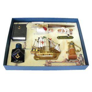 つけペン ギフト ルビナート Seaシリーズ ウッディホルダーペン セット 12328|nomado1230