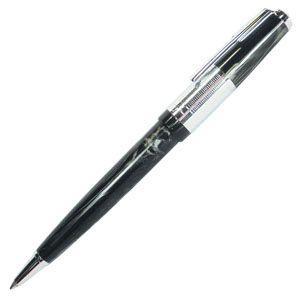 高級 ボールペン 名入れ レシーフ レポーター グレー ボールペン LEPORTERBPGL|nomado1230