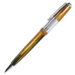 高級 ボールペン 名入れ レシーフ レポーター ゴールド ボールペン LEPORTERBPGD|nomado1230