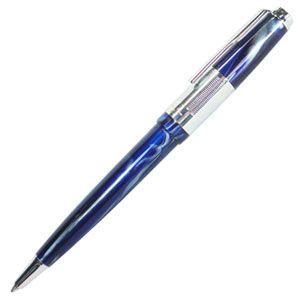 高級 ボールペン 名入れ レシーフ レポーター ブルー ボールペン LEPORTERBPBL|nomado1230