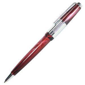 高級 ボールペン 名入れ レシーフ レポーター レッド ボールペン LEPORTERBPRD|nomado1230