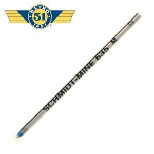替芯 ボールペン 油性 レトロ51 ミニ 油性ボールペン替芯 消耗品 ブラック REF-31S|nomado1230