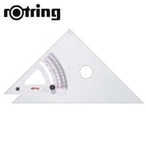 製図用品 ロットリング 勾配定規 25センチ 製図用品 N85025|nomado1230