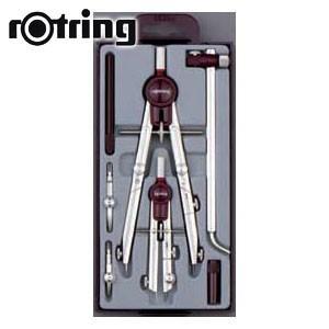 製図用品 ロットリング テレスコピック 8点セット 製図用品 No. 5302280|nomado1230