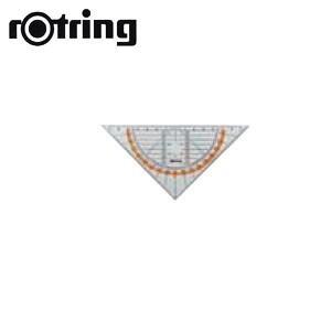 製図用品 ロットリング 幾何学定規 小 製図用品 No. 823028|nomado1230