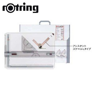 製図板 A3 ロットリング ラピッドボードプロセット A3サイズ 製図用品 R5234032PRO|nomado1230