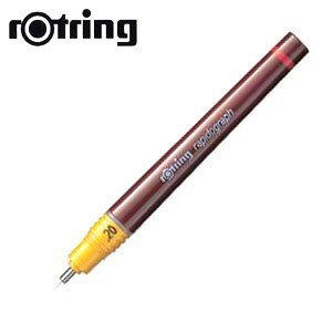 製図用品 ロットリング ラピッドグラフIPL 製図ペン No. 1903236|nomado1230