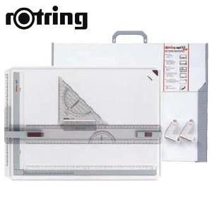 製図板 A3 ロットリング ラピッドボード A3サイズ 製図用品 S0232980|nomado1230