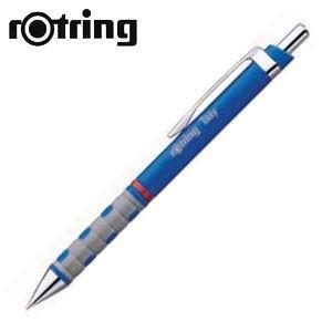 高級 ボールペン ロットリング ティッキーRD 製図用ボールペン 12本セット ブルー No. 1904741 nomado1230