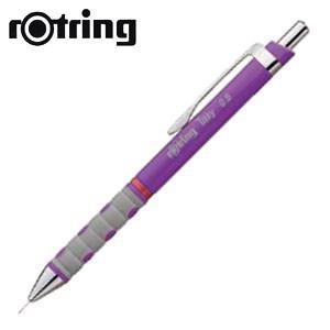 シャーペン ロットリング ティッキーRD 4C-Edition シャープペンシル 12本セット パープル SO830450 nomado1230