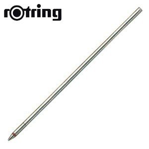 替芯 ボールペン ロットリング ショートタイプ ボールペン替芯 レッド SOR074422|nomado1230