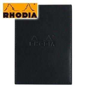 ブロックメモ ロディア ロディア ブティック エピュレ カバー付き ブロックメモ No12タイプ 5冊セット ブラック CF118129|nomado1230