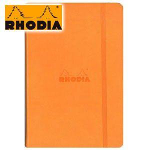ノート A5 横罫 ロディア WEBNOTEBOOK ウェブノートブック 横罫 A5 2冊セット オレンジ CF118608 nomado1230