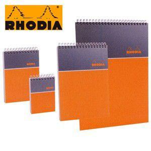 ノート A4 横罫 ロディア メタリックシリーズ ノートパッド A4 横罫 5冊セット CF18621|nomado1230