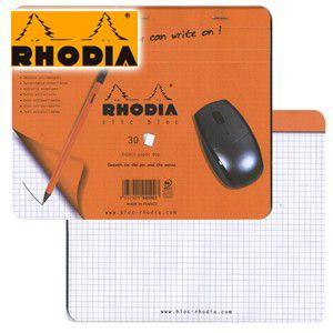 ロディア ロディア ブティック クリックブロック マウスパッド 方眼メモ 5ミリ 9冊+1冊サービスセット CF194100|nomado1230
