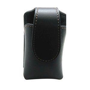 携帯ケース 革 名入れ リオン グローブ革 携帯ケース 縦型 ブラック 301GIBK|nomado1230