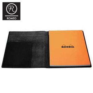 ロメオ(ROMEO) オイルキップ Lサイズ メモパッド (ブラック) R06|nomado1230