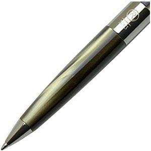 ROMEO ボールペン 名入れ ロメオ(ROMEO) No.3 ボールペン 細軸 マーブルグレイ/ガンメタル R-234|nomado1230|02