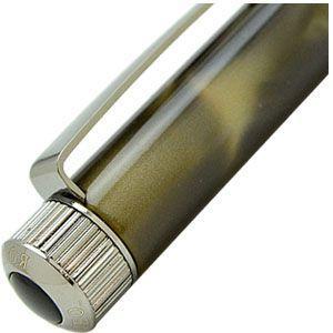 ROMEO ボールペン 名入れ ロメオ(ROMEO) No.3 ボールペン 細軸 マーブルグレイ/ガンメタル R-234|nomado1230|04