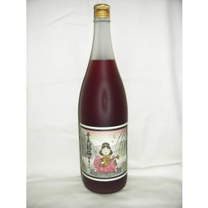 原材料名 梅・砂糖・醸造アルコール・ブランデー・葡萄果汁(国産) アルコール分 12% 河内ワイン(...