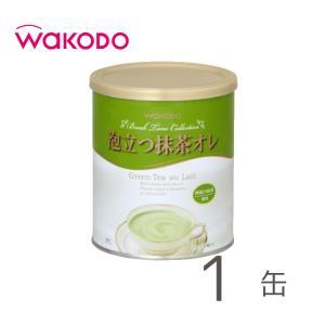和光堂 泡立つ抹茶オーレ(粉末飲料)|nomimon